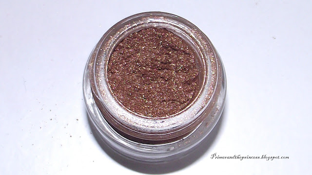 Barry M Dazzle Dust Review - 100 Bronze
