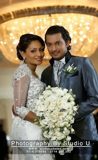 Dananjaya Siriwardana wedding