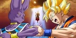 Dragon Ball Z - A Batalha dos Deuses é lançado em em DVD