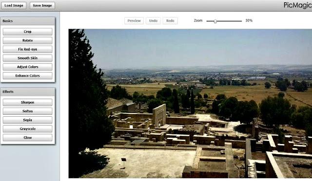 11 موقع عبر الأنترنت لخدمات مفيدة تغنيك عن استعمال برامج | تحتاجها كثيرا PicMagick.jpg
