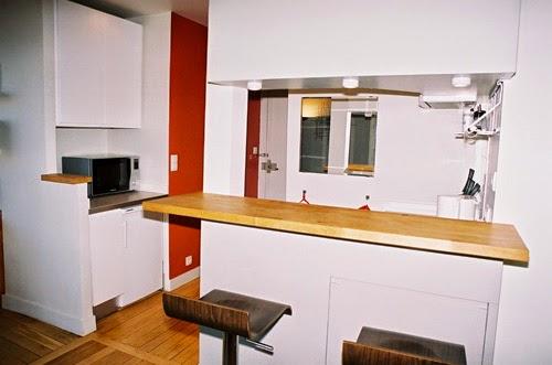 Decorar una cocina americana colores en casa - Diseno de cocina americana ...