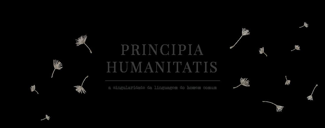 PRINCIPIA HUMANITATIS.ORG
