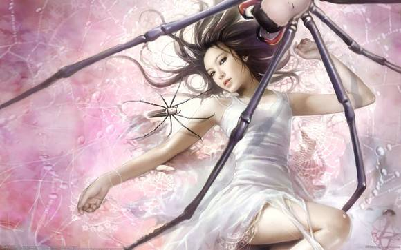 CG Art Wallpaper I Chen Lin Artwork 37