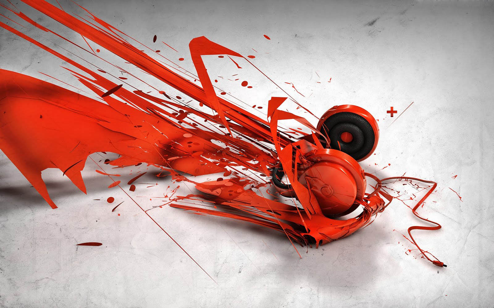 Abstract Music Headphones #6947561 7 Themes