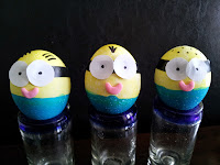 Easter Eggs & Making Minions