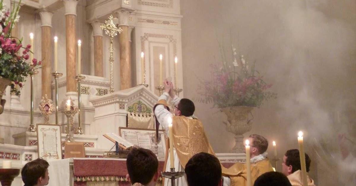 New Personal Parish