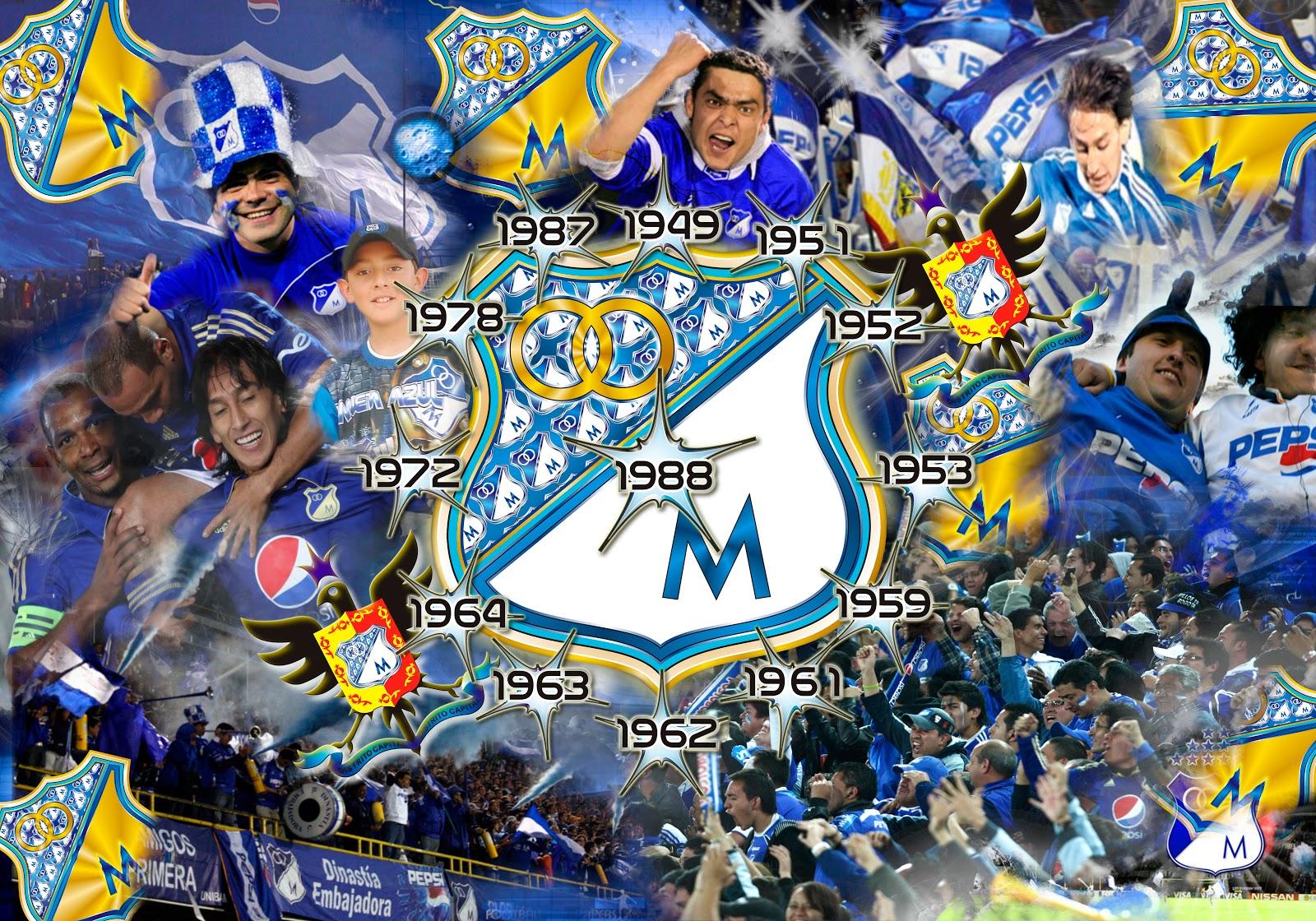 BANDERA MILLONARIOS FC
