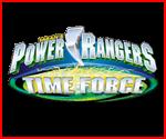 Power Rangers Força do Tempo