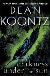 Portada de Darkness Under the Sun, de Dean Koontz