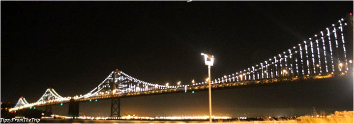 Bay lights, San Francisco