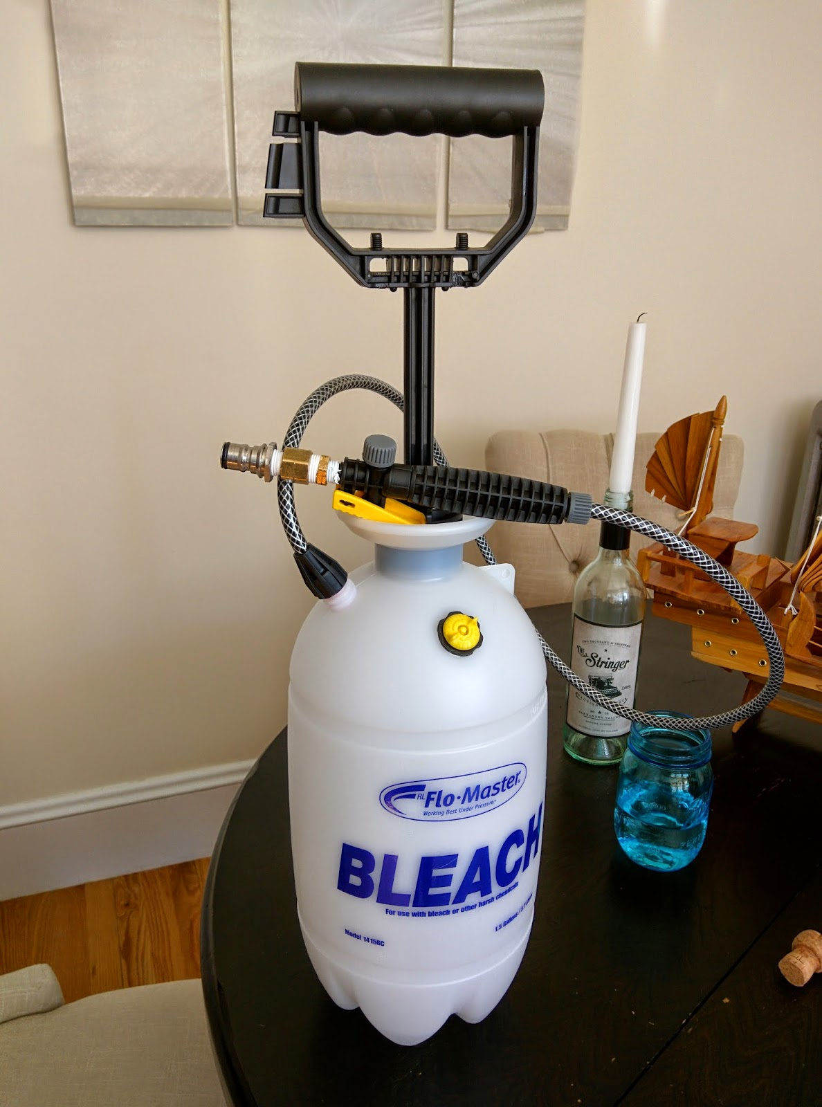 how to clean beer keg lines