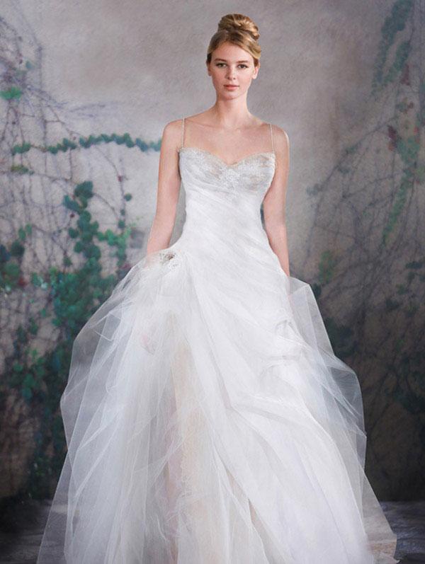 Designer Brautkleider Blog: Jenny Lee Herbst 2013 Brautkleider