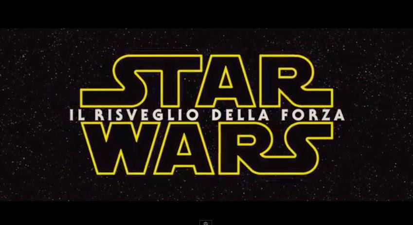 Star Wars Il Risveglio della Forza Trailer