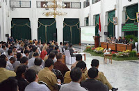 Rakor Pemprov Jabar Menyambut Idul Fitri