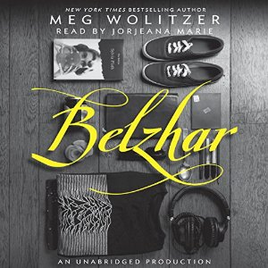 Belzhar audiobook cover