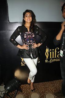 Actress Shriya Saran Stills in Jeans at IIFA Utsavam Press Meet Event 2015  0014.jpg