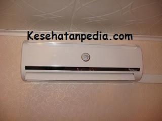 Bahaya Berada di Ruangan ber-AC bagi Kesehatan