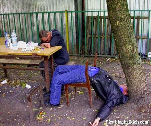 Thơ chế vui hài hước về bia rượu-dân ăn nhậu bá đạo