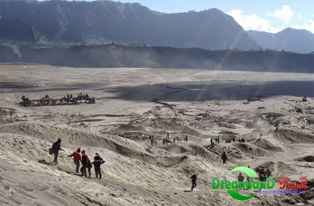 Preparation Before to the Top of Mount Bromo