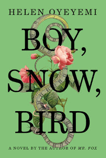 Green Cover of Boy, Snow, Bird by Helen Oyeyemi