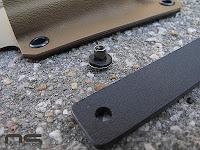 GEN II Kydex Rifle Mag Pouch details