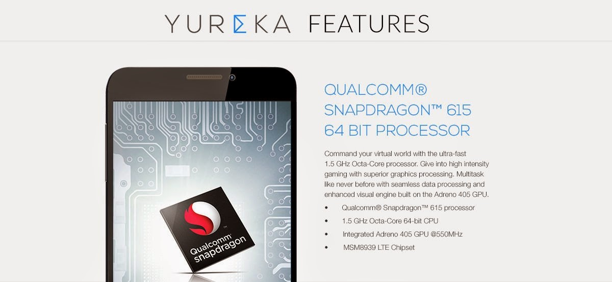 Yu Yureka With CyanogenMod OS Could Be The Best Phone Of 2015 ? See Technical Specification