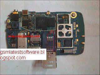 BlackBerry 8320 SIM card