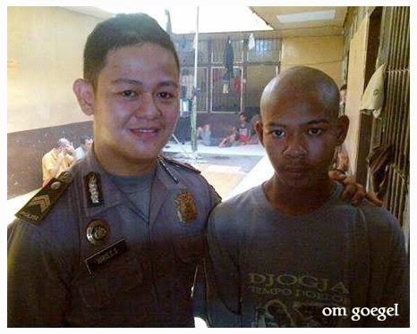 Pak Polisi dan Nanang Selembe Eksis