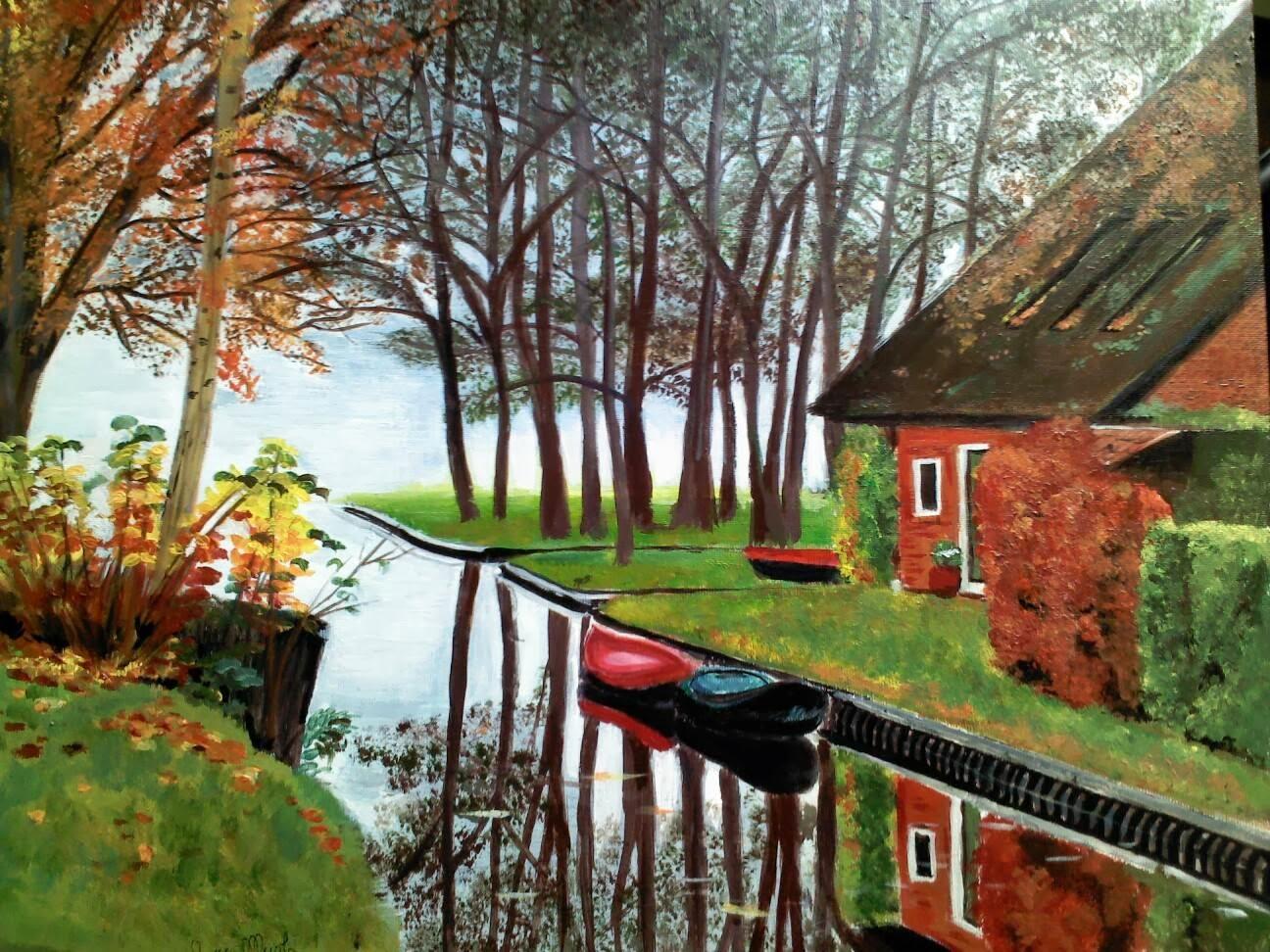 Laura disegna febbraio 2014 for Piccoli piani di casa sul fiume
