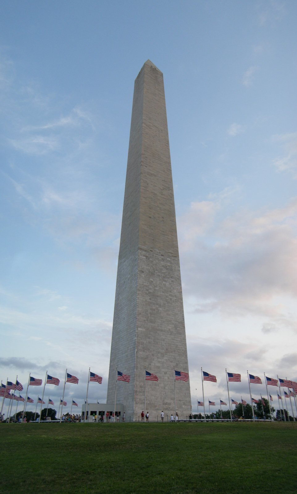 In A Strange Country: Washington Monument