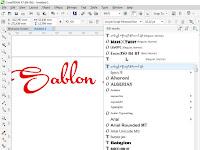 Cara Menambahkan Font Huruf .TTF pada Komputer atau Laptop