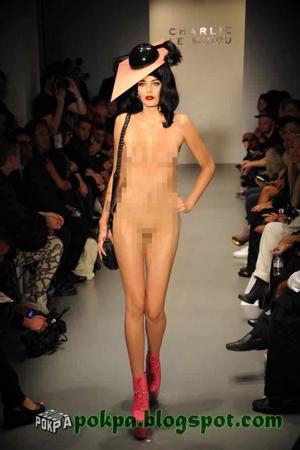 манекенщицы фото голые