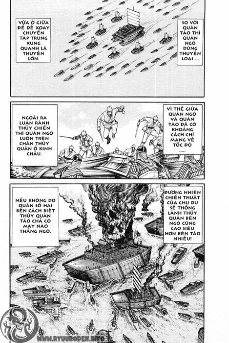 Chú Bé Rồng - Ryuuroden chap 43 - Trang 36