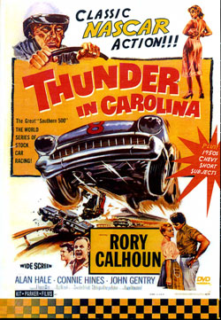 an analysis of the film thunder in carolina Thunder road (1958) has one of the most interesting backstories of all the films robert mitchum made in his long career as an actor it's not as dramatic as perhaps.