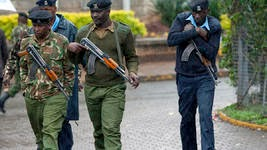 Kenyan Mall Siege Ends; 61 Civilians Dead, 5 Terrorists Killed; 11Arrested
