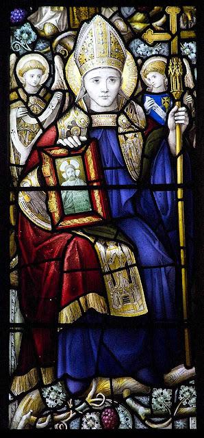 Santo Agostinho de Cantuária, Downside Abbey