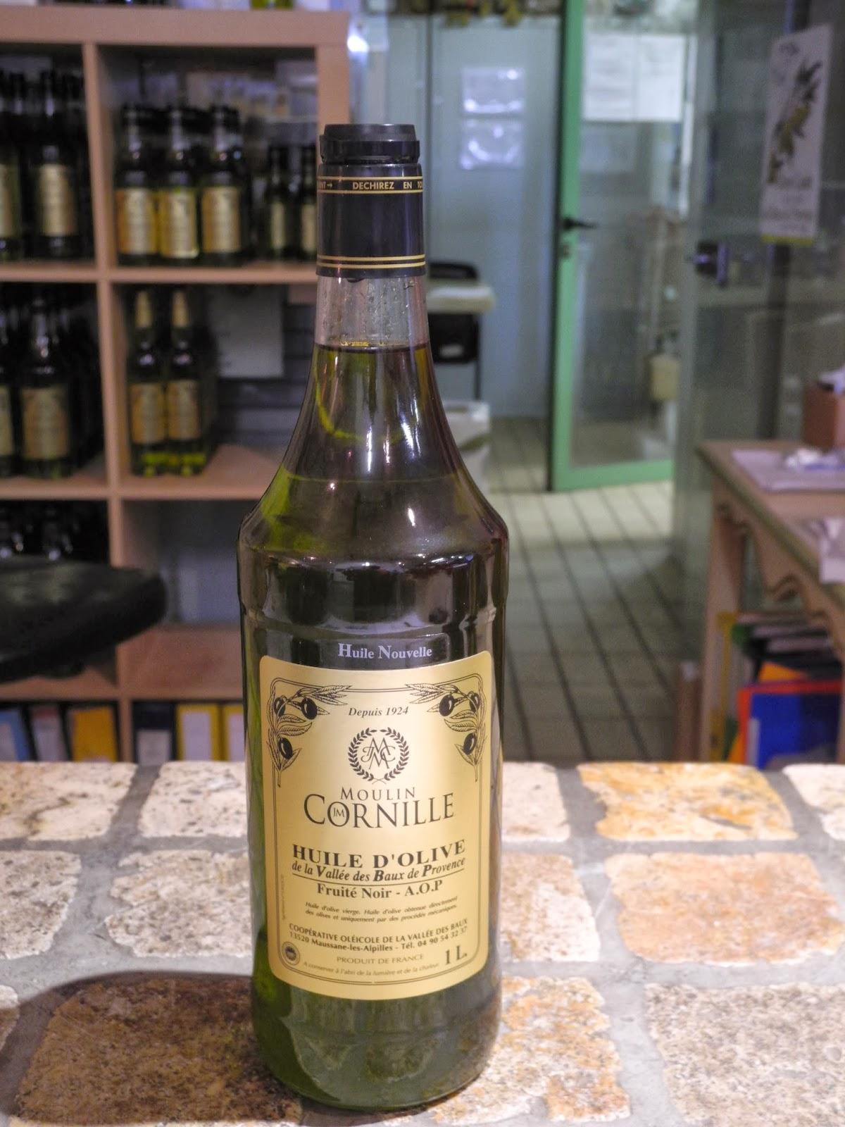 huile olive maussane