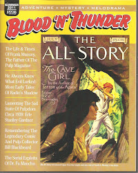 "Blood 'n' Thunder Summer 2011 - ""The Life and Works of Frank Andrew Munsey"""
