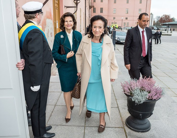 Visit Uppsala, State Visit From Tunisia, Last Day