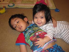 Kami & Laila