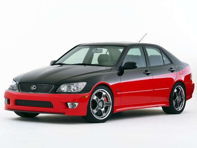 Lexus IS430 Project (2003)