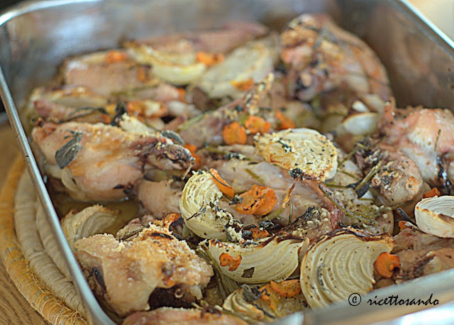 Alette di pollo zenzero e limone cottura a forno