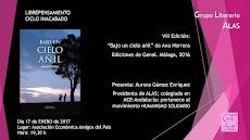 VIII Edición Ciclo Librepensamientos del Grupo ALAS