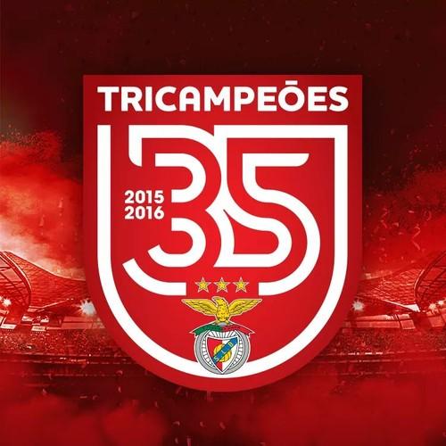 #Tricampeões35