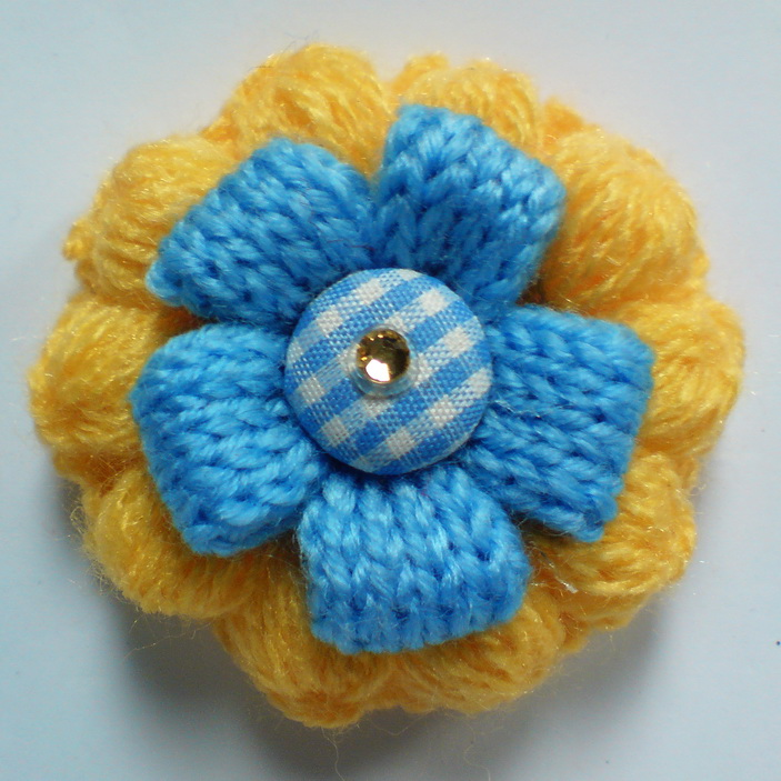 Kerajinan Tangan Rajut ( Crochet )