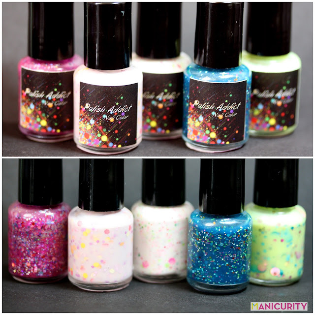 Manicurity | Polish Addict Beachy Keen Summer Collection: Swatches & Review