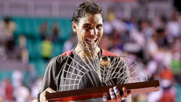 Nadal wins Rio Claro Open