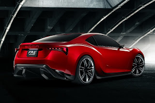 2011 Scion FR-S Concept Sport Coupe