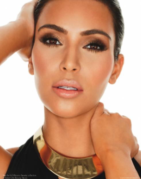 Samantha Tait Make-Up ... Kim Kardashian Makeup Line