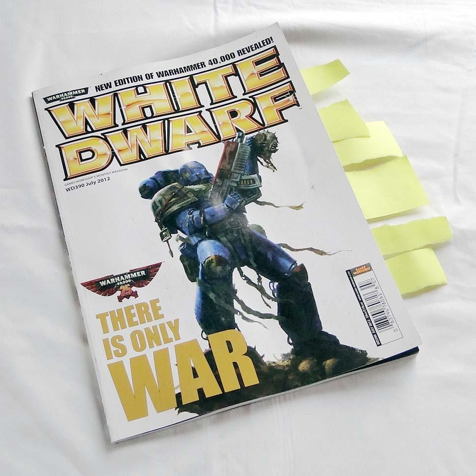 White Dwarf 392